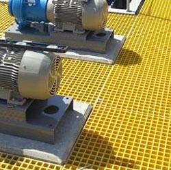 kentec composites molded grating