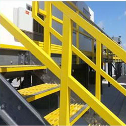 kentec composites stair tread and cover